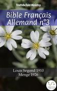 Bible Français Allemand n°3