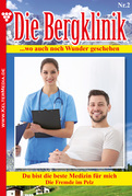Die Bergklinik 2 - Arztroman