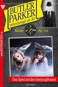 Butler Parker 112 - Kriminalroman