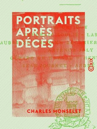 Portraits après décès