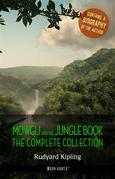Rudyard Kipling: The Complete Jungle Books + A Biography of the Author (Book House Publishing)