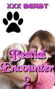 Bestial Encounter 2: beast beast sex beast erotica bestiality bestiality erotica zoophilia zoophilia erotica dog dog sex knot knotting creampie oral sex xxx animal sex breeding