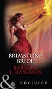Brimstone Bride (Mills & Boon Nocturne)
