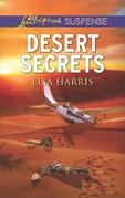 Desert Secrets (Mills & Boon Love Inspired Suspense)