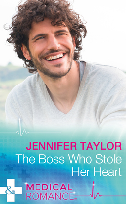 The Boss Who Stole Her Heart (Mills & Boon Medical) (The Larches Practice, Book 1)