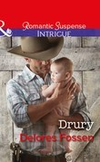 Drury (Mills & Boon Intrigue) (The Lawmen of Silver Creek Ranch, Book 11)