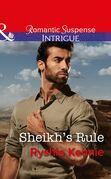 Sheikh's Rule (Mills & Boon Intrigue) (Desert Justice, Book 1)
