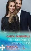 Billionaire Doctor, Ordinary Nurse (Mills & Boon Medical) (The House of Kolovsky, Book 2)