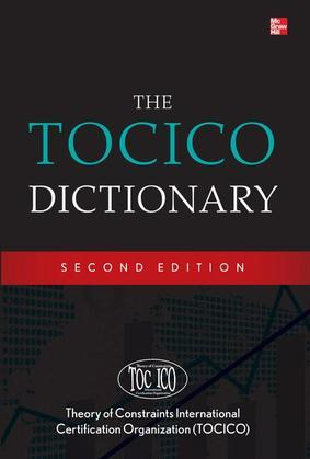 TOCICO Dictionary 2/E