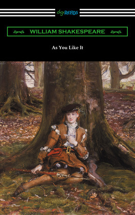 As You Like It (Annotated by Henry N. Hudson with an Introduction by Charles Harold Herford)
