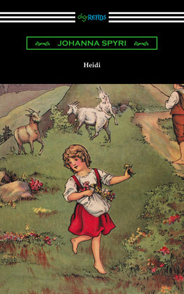 Heidi (Illustrated by Alice Carsey)
