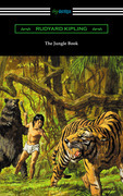 The Jungle Book (Illustrated by John L. Kipling, William H. Drake, and Paul Frenzeny)