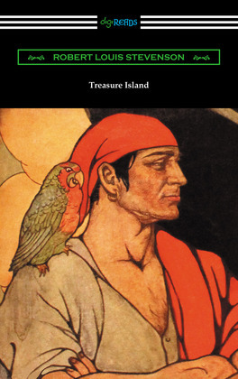 Treasure Island (Illustrated by Elenore Plaisted Abbott with an Introduction and Notes by Clayton Hamilton)