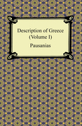 Description of Greece (Volume I)