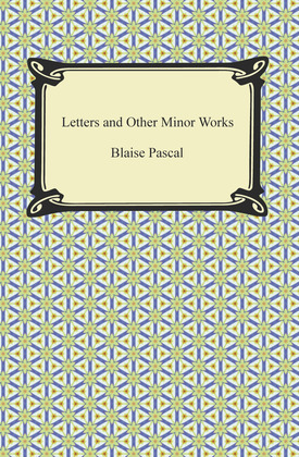 Letters and Other Minor Works