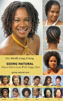 Going Natural: How to Fall in Love with Nappy Hair