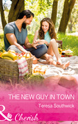 The New Guy In Town (Mills & Boon Cherish) (The Bachelors of Blackwater Lake, Book 10)
