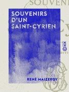 Souvenirs d'un Saint-Cyrien