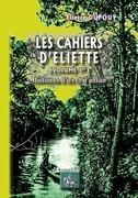 Les Cahiers d'Eliette