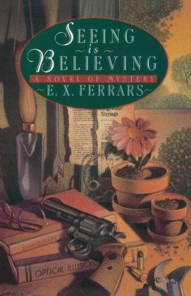 Seeing is Believing: A Novel of Mystery