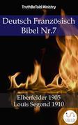 Deutsch Französisch Bibel Nr.7