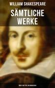 Sämtliche Werke (Über 190 Titel in einem Buch - Vollständige deutsche Ausgaben)
