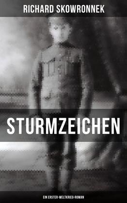 Sturmzeichen (Ein Erster-Weltkrieg-Roman)