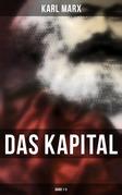 Das Kapital: Band 1-3
