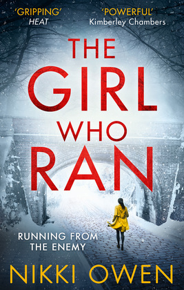 The Girl Who Ran (The Project Trilogy)