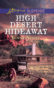 High Desert Hideaway (Mills & Boon Love Inspired Suspense)