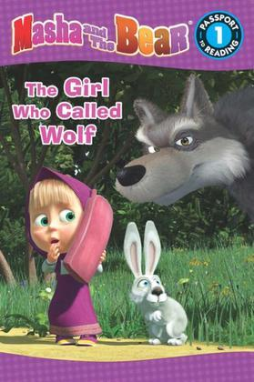 Masha and the Bear: The Girl Who Called Wolf