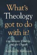 What's Theology Got to Do With It?