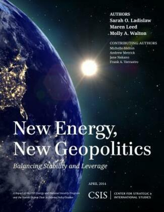 New Energy, New Geopolitics