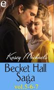Becket Hall Saga vol. 5-6-7