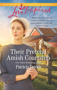 Their Pretend Amish Courtship (Mills & Boon Love Inspired) (The Amish Bachelors, Book 4)