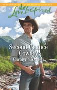 Second-Chance Cowboy (Mills & Boon Love Inspired) (Cowboys of Cedar Ridge, Book 2)