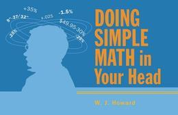 Doing Simple Math in Your Head