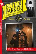 Butler Parker 113 - Kriminalroman
