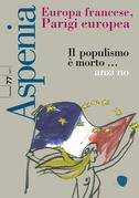 Aspenia n. 77 - Europa francese, Parigi europea