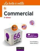 La Boîte à outils du Commercial - 3e éd.: 66 outils et méthodes
