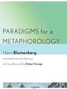 Paradigms for a Metaphorology