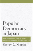 Popular Democracy in Japan