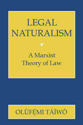 Legal Naturalism