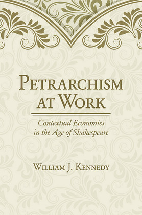 Petrarchism at Work