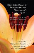 """Heinrich Kaan's """"Psychopathia Sexualis"""" (1844)"""