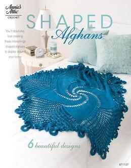 Shaped Afghans: 6 Beautiful Designs