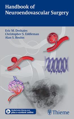 Handbook of Neuroendovascular Surgery