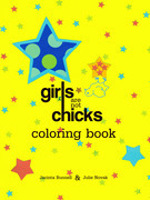 Girls Are Not Chicks Coloring Book
