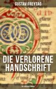 Die verlorene Handschrift (Historischer Roman)