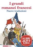 I grandi romanzi francesi